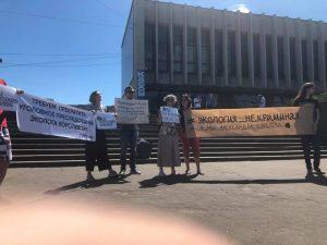 Koroleva-protest