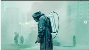 biorobots, HBO Chernobyl