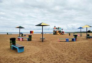 Dubky beach
