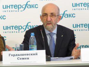 Semen Gordyshevskiy Interfax