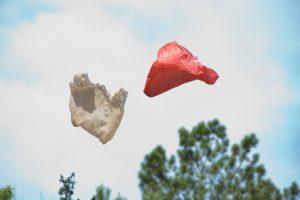 plasstic bags