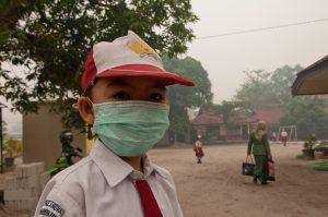 air pollution medical mask