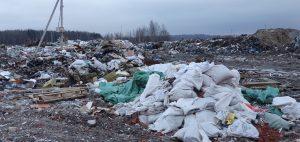 Yanino waste