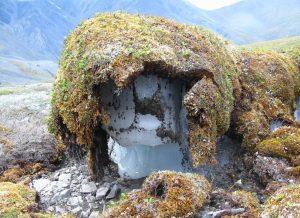 permafrost melting