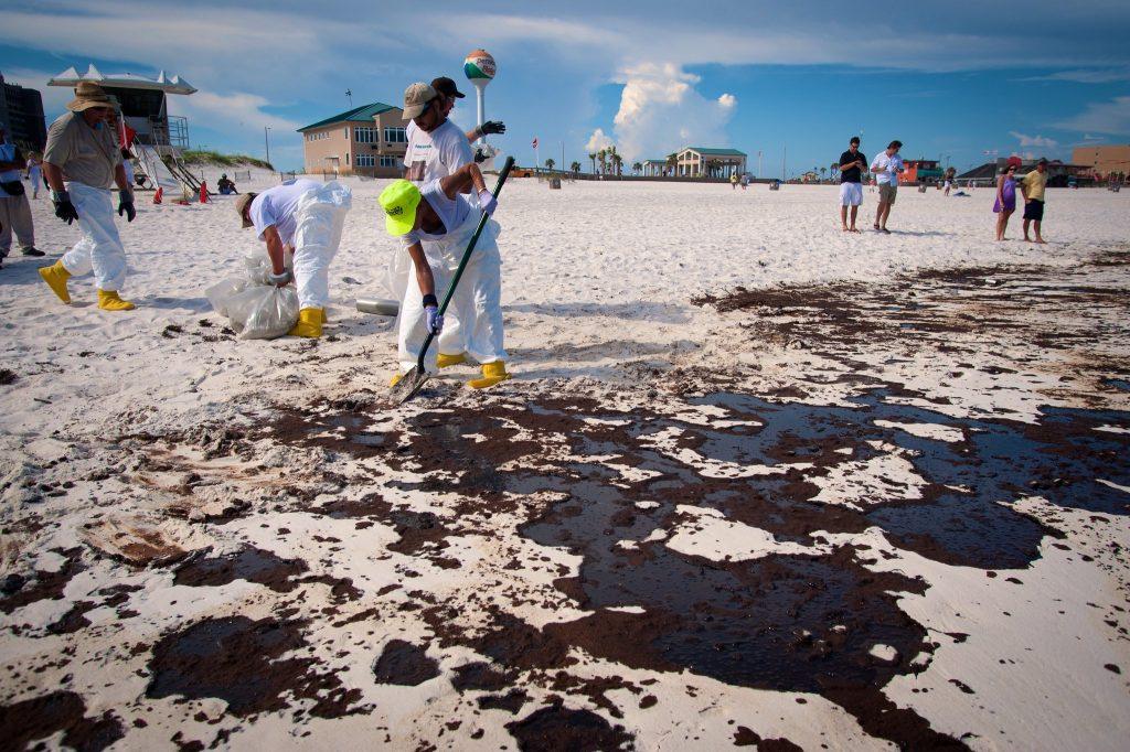 Florida Deepwater horizon oil spill