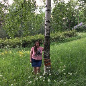 Sestroretsk skver Anna Shushpanova