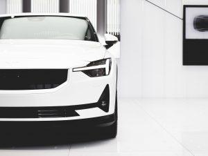 electric car polestar hybrid