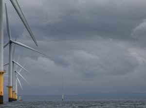Offshore wind generation power