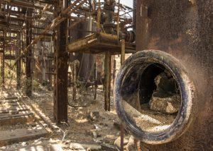 Bhopal Union Carbide Factory
