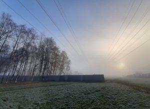 Murinskiy park Anna Nova