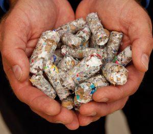 RDF fuel pellets