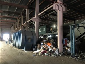 Chelyabinsk region waste