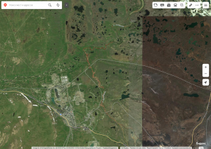 Norilsk spill maps