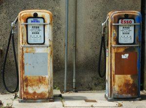 pump abandoned