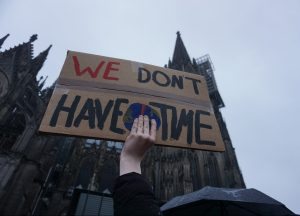 glasgow climate protest