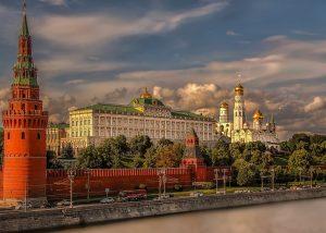 Kremlin Russia Moscow