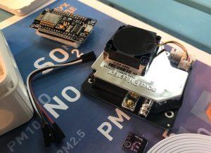 air pollution sensor