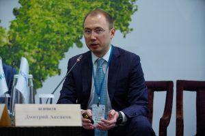 green finances moscow Dmitriy Aksakov